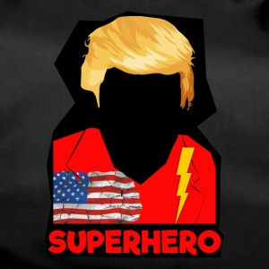 Super Donald / Orange Trump Tear-rive - Sportsbag