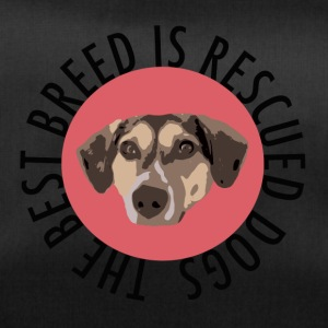 TS_rescued is the best red - Sporttasche