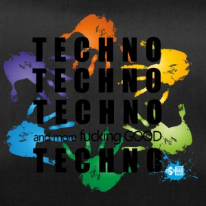techno techno techno and more - Torba sportowa