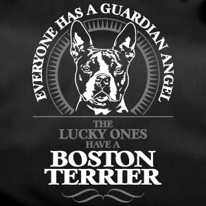 GUARDIAN ANGEL BOSTON TERRIER - Sporttasche