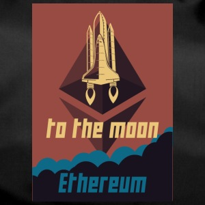 Ethereum to the moon - Sporttasche
