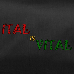 ital is vital - Sporttas