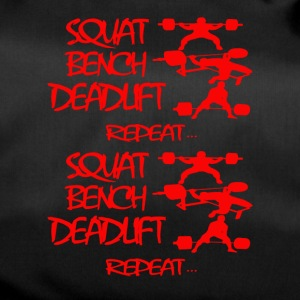 REPEAT Powerlifting - Sac de sport