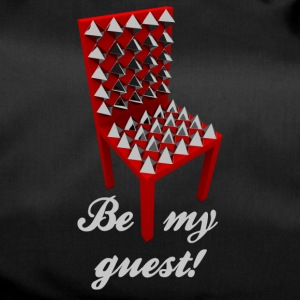 Be my guest! (Not.) - Sporttas