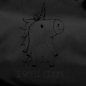 I smell pizza - unicorn - Duffel Bag