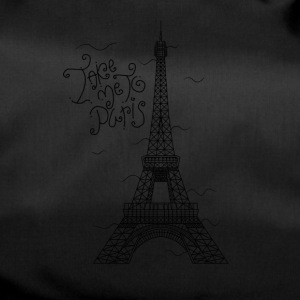Urlaub TAKE ME TO PARIS - Sporttasche
