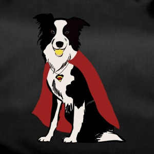 Flyball Border Collie Superdog - Sportstaske