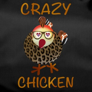 CRAZY CHICKEN - Sporttasche
