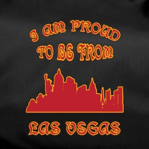 Las vegas I am proud to be from - Duffel Bag