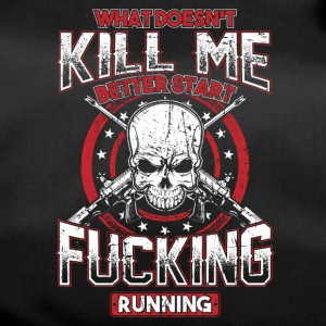 Qu'est-ce que t doesn Kill Me! Badass, rock, Patriot! - Sac de sport