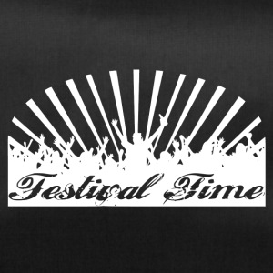 Festival Time Logo - Duffel Bag
