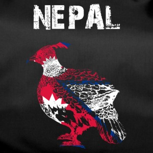 Nation-Design Nepal Monal - Sporttasche