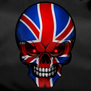 Skull UK-runde design - Sportsbag