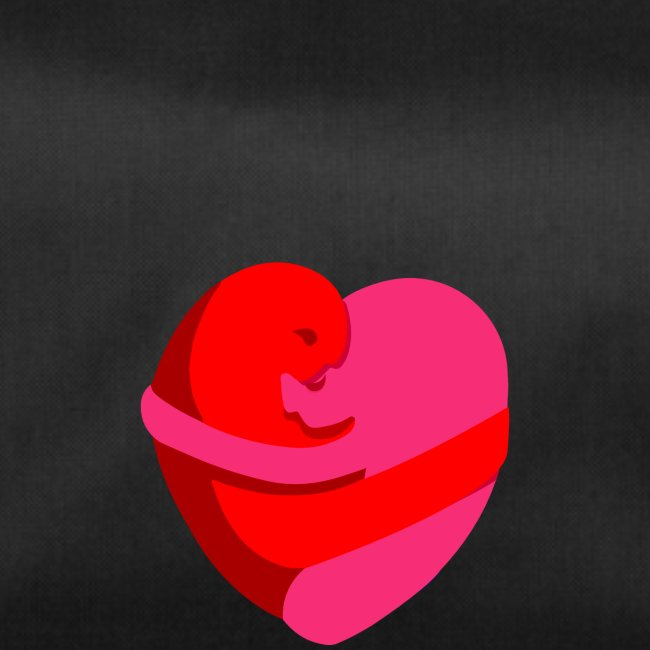hearts hug