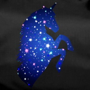 Unicorn Galaxy - Sportstaske
