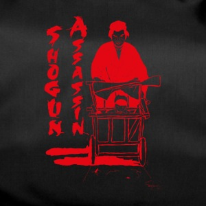 BabyCart (Shogun Assassin) by EglanS. - Duffel Bag