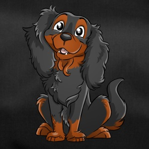 Cavalier King Charles - Black Fire - Duffel Bag