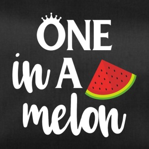 One in a melon - white - Duffel Bag