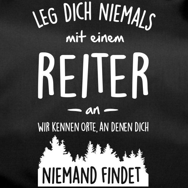 Vorschau: Reiter - Sporttasche