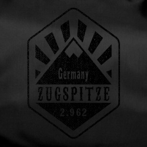 Zugspitze Germany - Used Look - Duffel Bag