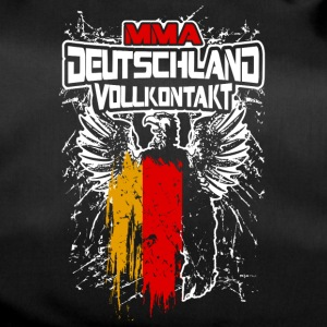 MMA/Mixed Martial Arts/Deutschland/Germany/Sport - Sporttasche