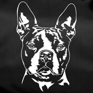 Boston Terrier - Sporttas