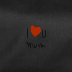 i love you mom - Sac de sport
