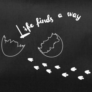 Life Finds A Way - Sac de sport