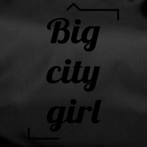 Big City Girl - Sportväska