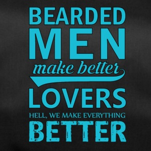 Bearded Men - Sporttasche