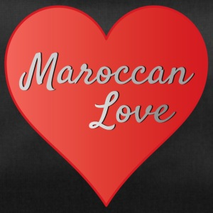 Maroccan_Love_LifeStyle Logo - Duffel Bag