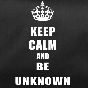 Unknown Rivals Keep Calm and be unknown - Duffel Bag