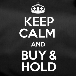 KEEP CALM AND BUY & HOLD - Sporttasche