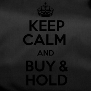 KEEP CALM AND BUY & HOLD - Duffel Bag