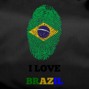I LOVE BRAZIL - Duffel Bag