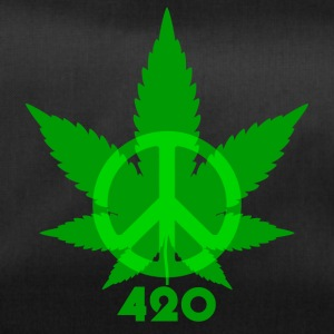 Peace 420 - Duffel Bag