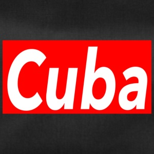 Cuba Shirt - Red - Mambo New York - Sportväska