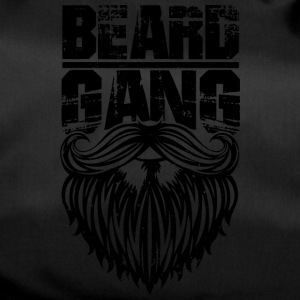 beard gang black - Sporttasche