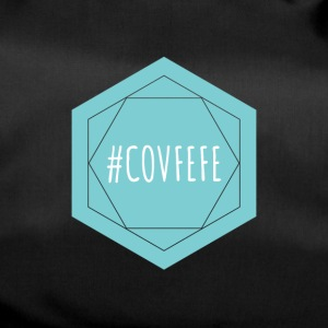 #COVFEFE Tweet Shirt - Duffel Bag