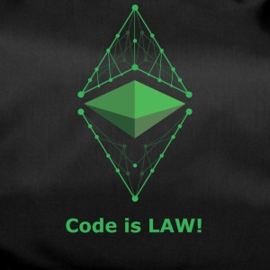 Ethereum Classic - Code is LAW! - Duffel Bag