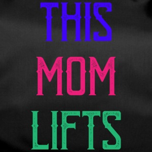 Mom workout mommy - Duffel Bag
