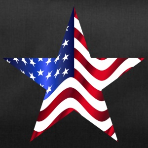 USA America Flagge Stars and Stripes Stern - Sporttasche