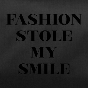 Fashion Stole My Smile - Duffel Bag