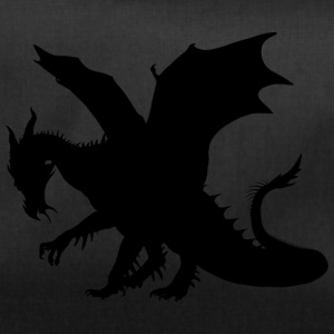 Black dragon - Sportsbag