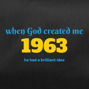 God idea 1963 - Sporttasche