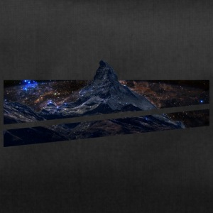 Mountains in space - Duffel Bag