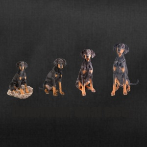 Doberman, what else ... - Duffel Bag