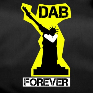 DAB FOREVER STATUE OF LIBERTY- YELLOW - Borsa sportiva