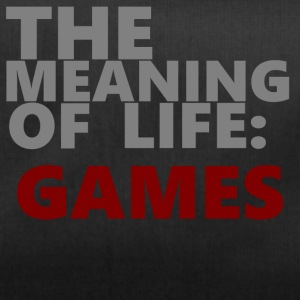 "T-Shirt ""The Meaning of Life"" - Sporttas"