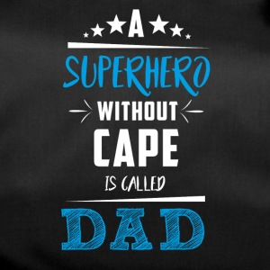 Vatertag! Superhero! Dad! Daddy! - Sporttasche